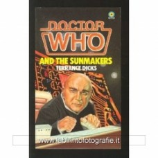 Target book - doctor who and the sunmakers