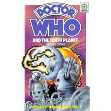 Target book - Doctor Who and the tenth planet
