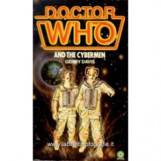 Target book - Doctor Who and the Cybermen