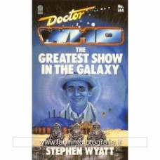 Target book -  Doctor Who The greatest show in the galaxy