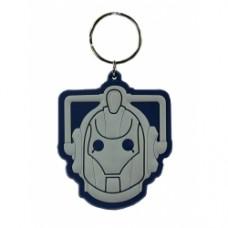 Doctor Who - Keyring acrylic Cyberman