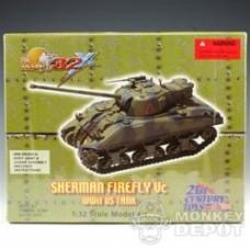sherman firefly VC 1/32 da assemblare