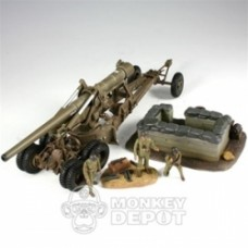 Heavy Artillery Emplacement 1/32