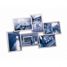 cornice multipla flo per 6 foto 10x15