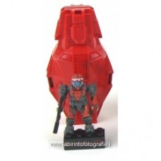 halo - Drop Pod ODST rosso