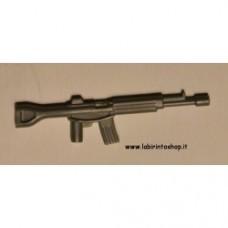 Ausini - Armi - fucilemitragliatore grigio
