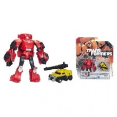 Transformers Generatations Cliffjumper & Suppressor