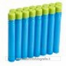 MATTEL Boomco Munizioni Dart Blue W/Green