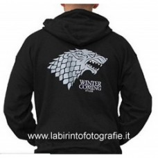 Felpa Game of Throne - Winter is Coming Taille L