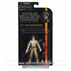 Star Wars – Black Series 3 3/4-Inch – Luke – Jedi Training on Dagobah Versione Edicola