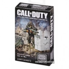Mega Bloks - Call of Duty - Ghilly suit sniper