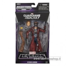 Guardians of the Galaxy Marvel Legends Action Figures - Star Lord