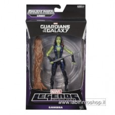 Guardians of the Galaxy Marvel Legends Action Figures - Gamora