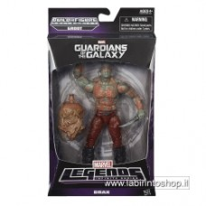 Guardians of the Galaxy Marvel Legends Action Figures - Drax