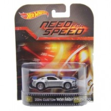 Hot Wheels Entertainment Die Cast - Need For Speed 2014 Custom Mustang