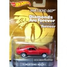 Hot Wheels Retro Entertainment James Bond Diamonds are Forever 1971 Mach 1
