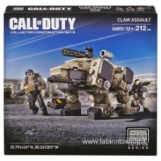 Mega Bloks - Call Of Duty - Claw Attack