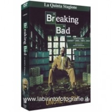 Breaking Bad - Stagione 05, Episodi 1-8 (3 Dvd)