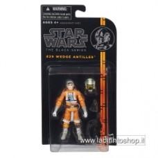 Wedge Antilles #29 Star Wars Black Series 3 3/4-Inch Action Figures edizione da edicola