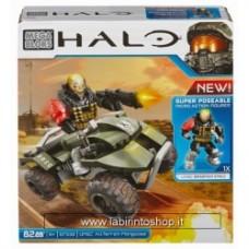 Mega Bloks - Halo - 97339 Mongoose All-terrain