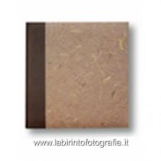 Album krispy Marron con velina 24x32x30