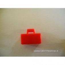Borsa rossa Lego
