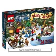 City Town 60063 - Calendario Dell'Avvento Lego City