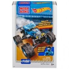 Mega Bloks Hotwheels 91777-Baja Bone ShakerTM Monster Truck