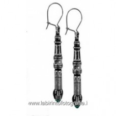 Doctor Who sonic screwdriver Earrings 11th