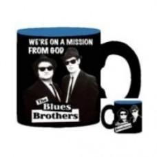 Blues Brothers Mission 14 oz. Ceramic Mug