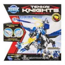 Tenkai Knights - 2 In 1 jet/sky griffin