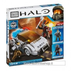Mega Bloks - Halo - police cruiser standoff