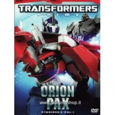 Transformers Prime - Stagione 02 #01 - Orion Pax