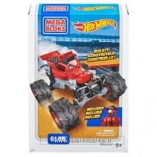 Mega Bloks Hotwheels 91778-Dune It Up Monster Truck