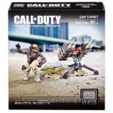 Mega Bloks Call Of Duty SAM Turret