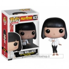 Pulp Fiction Mia Wallace