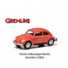 Hollywood Series 7 1/64 Scale Die-Cast Metal Vehicle - Gremlins Volkswagen classic Beetle