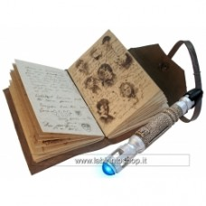Doctor Who - Journal of impossible things & Sonic Screwdriver