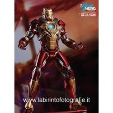 Action Hero vignette series Iron Man Mk.17 Heartbreaker