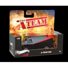 A-Team Classic Van Hot Wheels Elite 1:50 Scale Vehicle