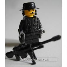 Brick-one Cecchino tenuta nera