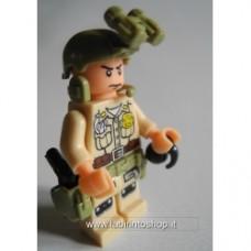Brick-one poliziotto visore notturno bomba a mano