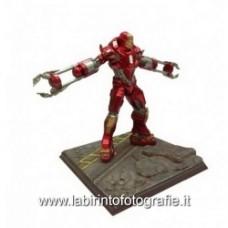 """Iron Man 3 - Mark 35 """"Red Snapper"""" - Vignette"""