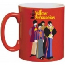 beatles mug yellow submarine