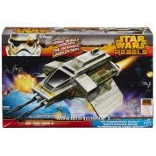 Attack Vehicles: Phantom attack shuttle