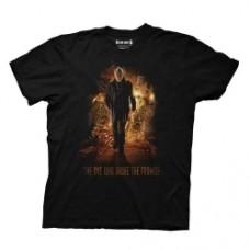 Doctor Who War Broke The Promise Black T-Shirt
