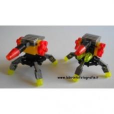 Coppia di Robot da combattimento