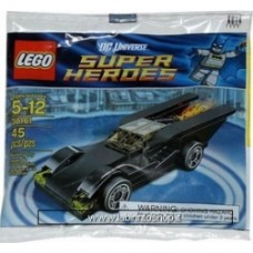 DC Universe Super Heroes Set #30161 Batmobile [Bagged]