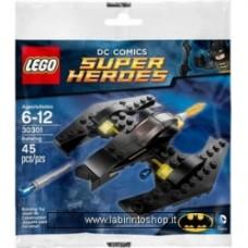 LEGO DC Comics Super Heroes Set #30301 Batwing [Bagged] New!
