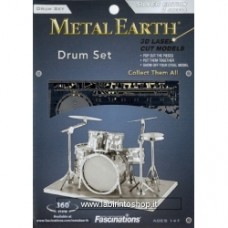 BATTERIA DRUM SET